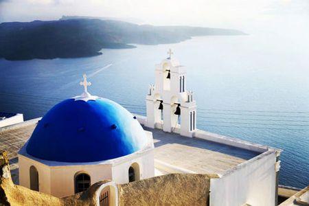 [五一]<欧洲希腊一地8-10日游>全程4星,可升级悬崖酒店,圣托里尼自由活动,宙斯神殿,雅典卫城,WIFI,10天升级梅黛奥拉或米克诺斯