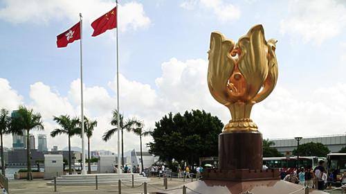 香港3晚4日游