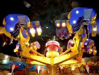 中华恐龙园 万圣节1日游 一票制,畅享无限欢乐
