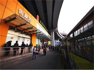 黄埔旅游集散站