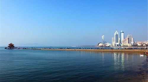 海上日岀的景色简笔画-游 游九大标志景观,宿喜来登