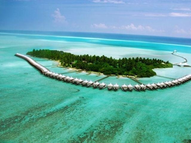 <马尔代夫哈库拉岛Hakuraa4晚单酒店>含上岛小交通,可代订婚拍、出海活动