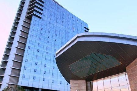 德安县 酒店位置:共青城富华大道与高尔夫大道交汇处南侧(庐山国际