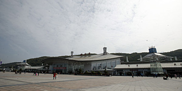 凤凰县城北汽车站(客运总站)