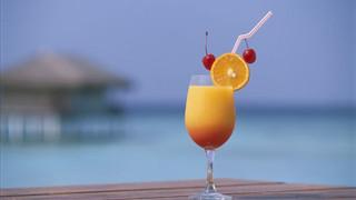 热带水果汁