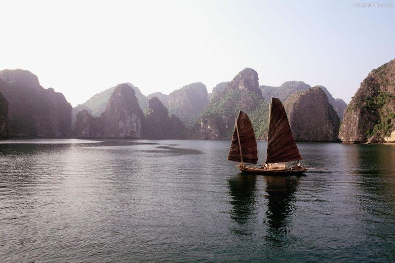 下龙湾世界旅游_下龙湾宠物旅游_下龙湾完美邮轮手游游轮橙色任务攻略图片