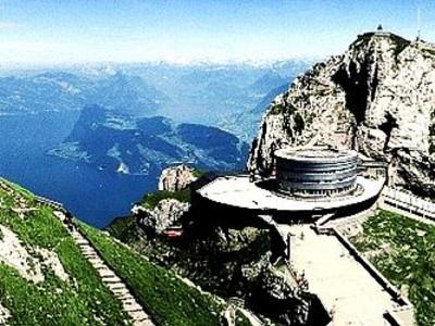 瑞士皮拉图斯山3