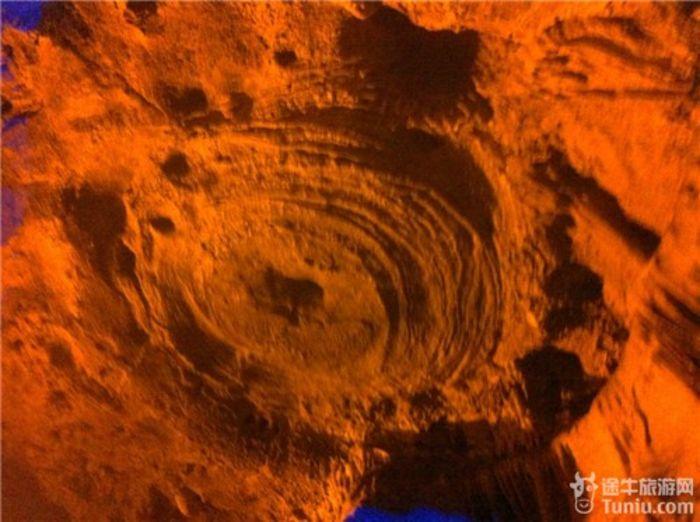 大溪峡闯滩漂流 垂云通天河图片