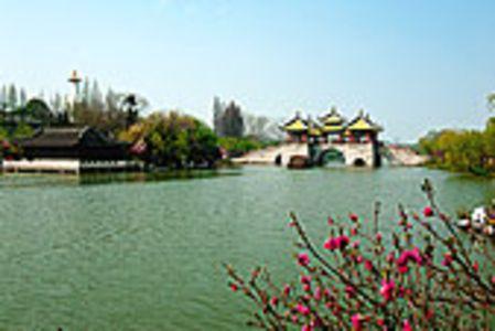 <苏州-扬州2日游游>纯玩无购物,游园林狮子林,虎丘斜塔,瘦西湖,高铁返杭州