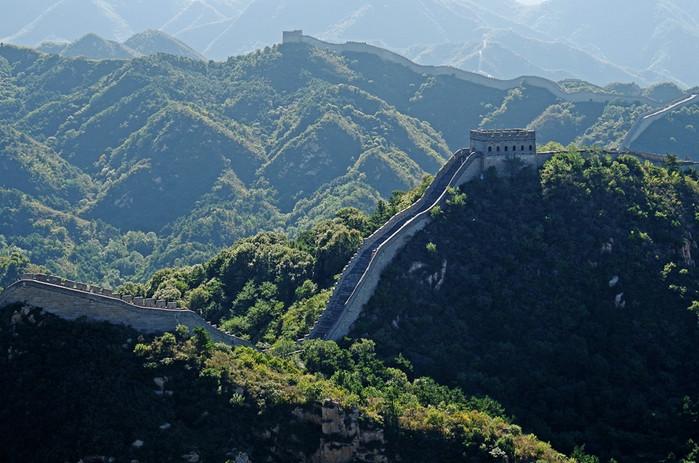 充分显示出古代中国建筑工艺的发达图片