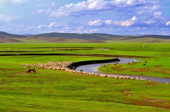 内蒙古草原风光照片_内蒙古草原旅游攻略_内蒙古草原旅游路线