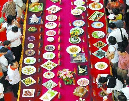 广州美食节_广州美食节开放方案_广州美食节开展社区活动时间美食节中秋节图片