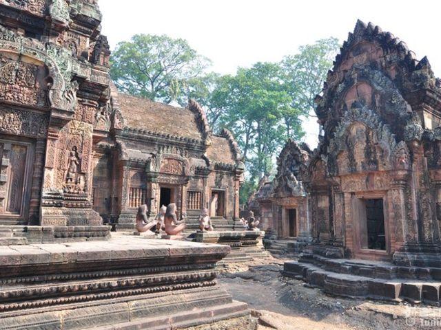 小学生的柬埔寨游记