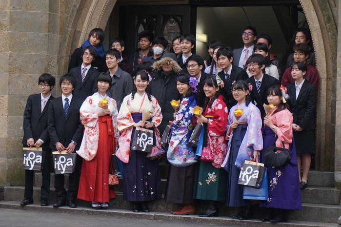 东京建筑与文化体验(四)——学习院毕业典礼 - 倪昭 - 倪昭的博客