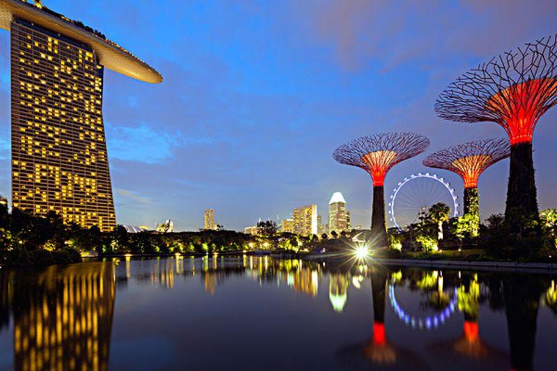 新加坡旅游景点门票 新加坡著名景点介绍
