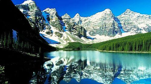 加拿大西海岸-温哥华-卡尔加里-班夫四大国家公园-落基山脉9-11日游