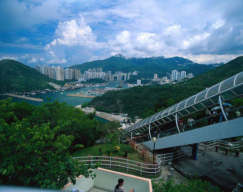 香港特色旅游景点_