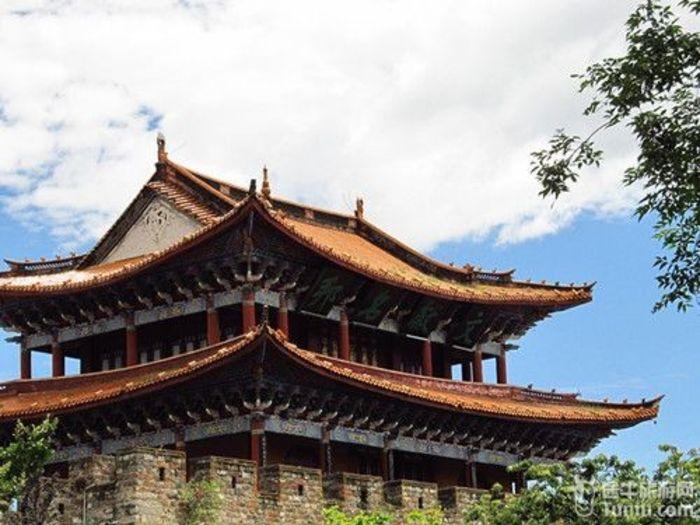 【云南旅游景点】攻略之南---大理,丽江,香格里石彩云古坟攻略v景点舞台图片