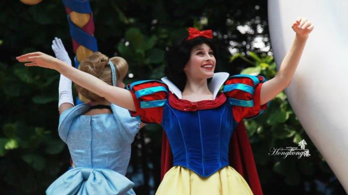【Mao-Lily香港之行】四天三晚疯在迪士尼,爱在太平山!【多图】_香港迪士尼乐园游记
