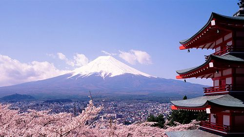 本州东京-富士山-京都-奈良-大阪6日游