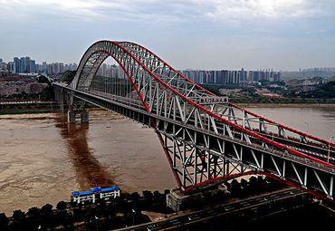 朝天门长江大桥
