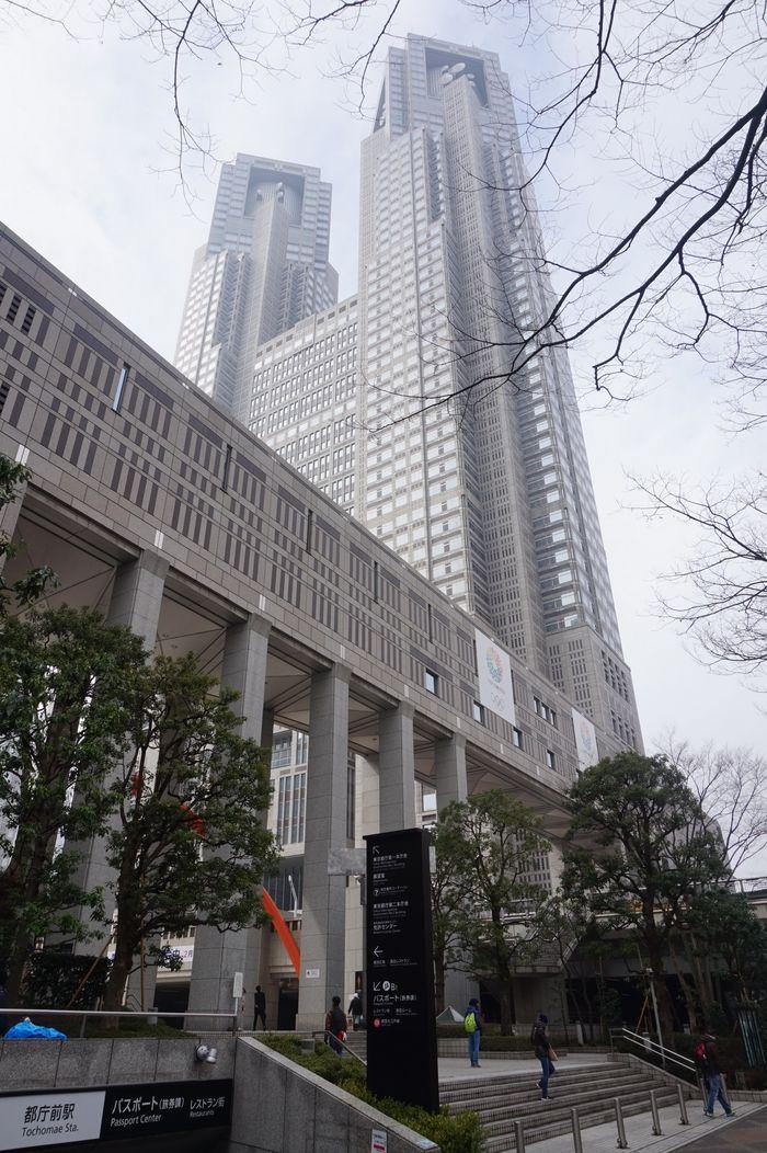 东京建筑与文化体验(二)——六本木、东京站、上野公园、浅草寺 - 倪昭 - 倪昭的博客