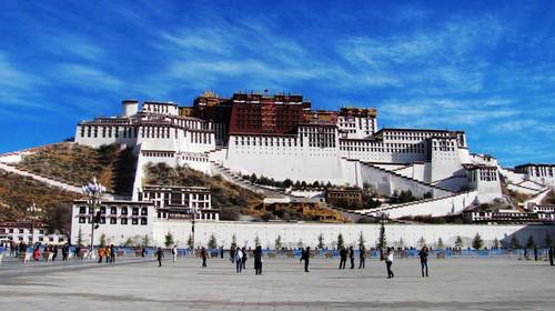 西藏-林芝-羊湖-纳木错-日喀则四飞11日游