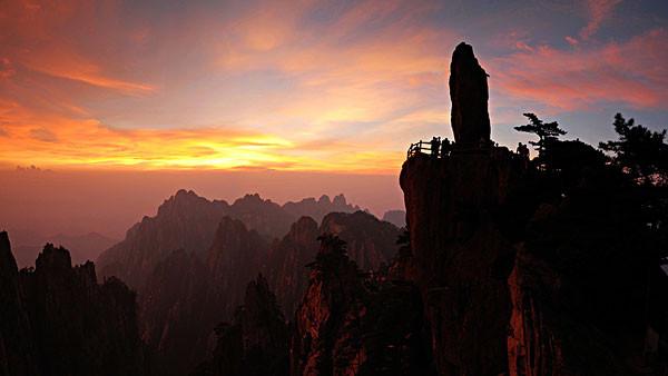 黄山旅游攻略_箱根的攻略_黄山的美食美景自由行黄山图片