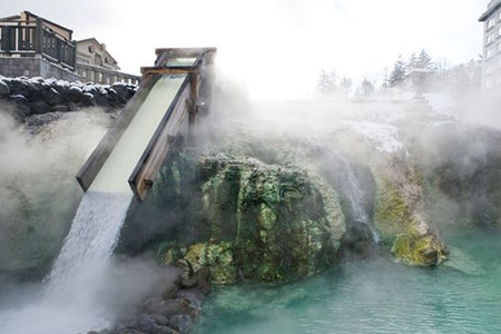 壁纸 风景 旅游 瀑布 山水 桌面 450_300