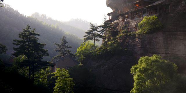 庄浪县风景图片