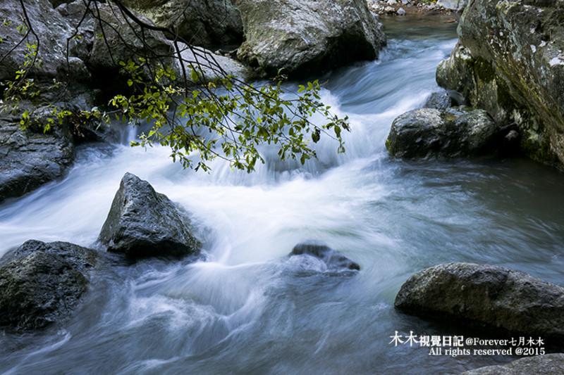 【浙江】浦江,18度的夏天,清新如你_神麗峽風景區游記
