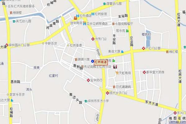 深圳地图松岗_深圳旅游攻略_深圳景点介绍