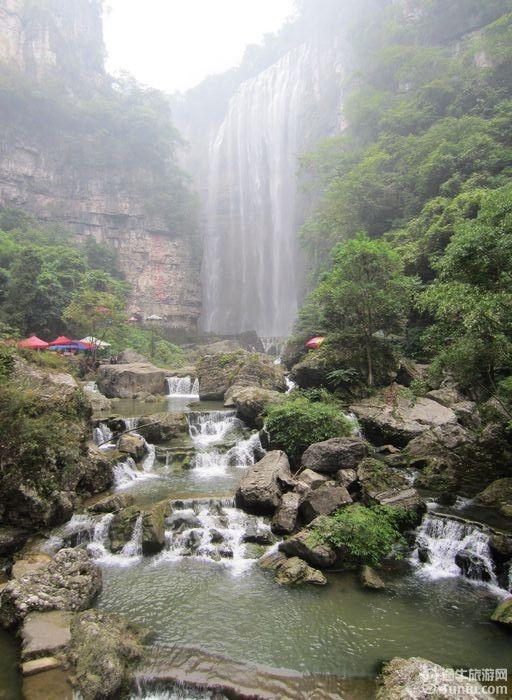 【十堰v攻略攻略】武汉大瀑布半日游记_三峡游十月云南旅游攻略图片