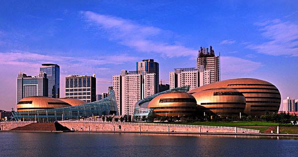 郑州建筑的简笔画