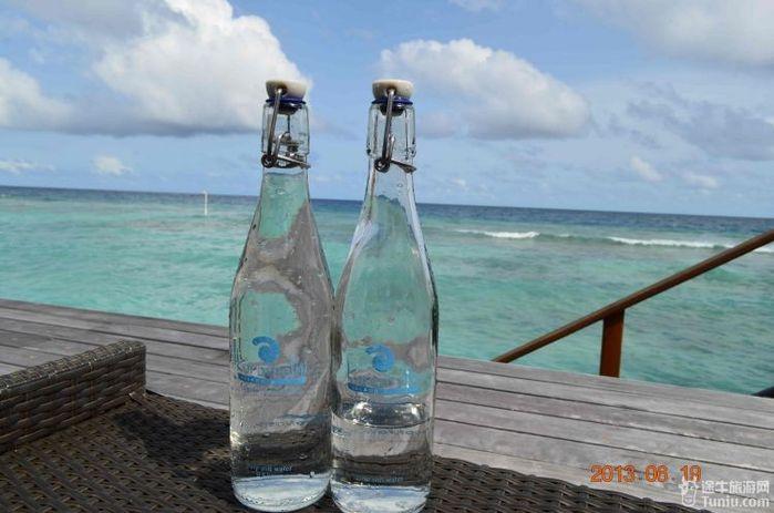 马尔代夫-库拉玛提岛 超长拖尾沙滩-蜜月游记攻略