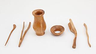 纯手工木制品