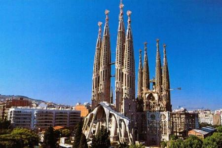 <西班牙-葡萄牙12-13日游>IB往返直飞、安道尔、全程含餐、(B线粉红盐湖)、马德里皇宫、圣家族大教堂、龙达、托莱多、品蛋挞,海鲜饭