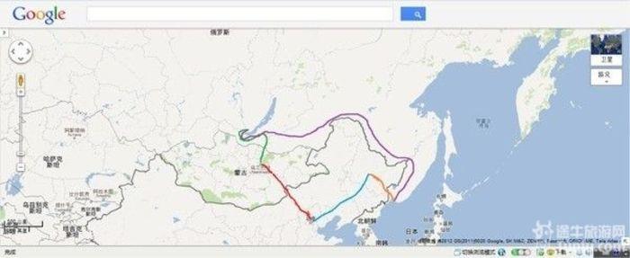 我把贝加尔湖装回北京【多图】_贝加尔湖游记