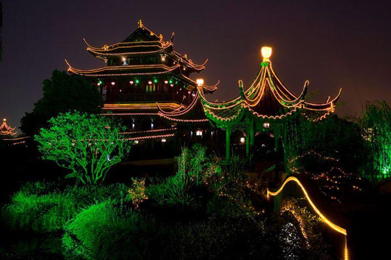 华东旅游 南京两日游 山海两日游 景点介绍