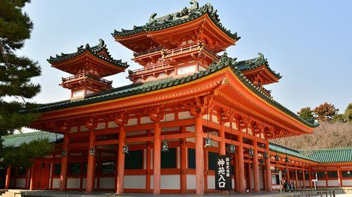 大阪-京都-奈良-神户半自助6日游