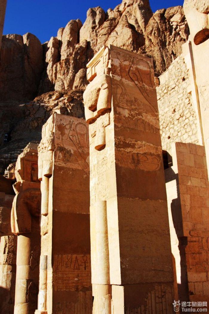 出埃及记-四大文明古国之首一个动荡过后的国家-埃及图片
