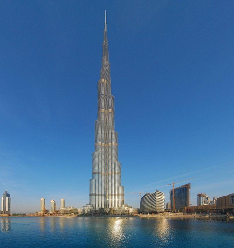 迪拜概况 迪拜是哪个国家的 迪拜旅游 高清图片
