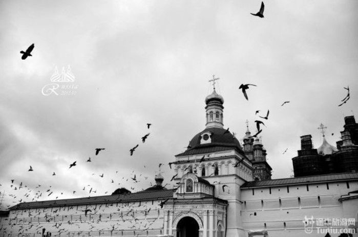 大自然的油画——俄罗斯双城记【多图】_大英博物馆游记