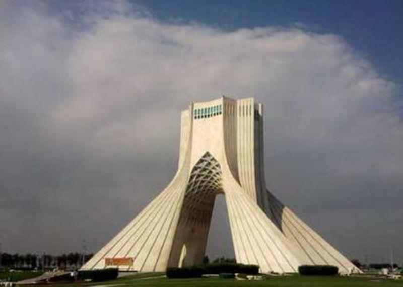 伊朗地图_伊朗人口面积