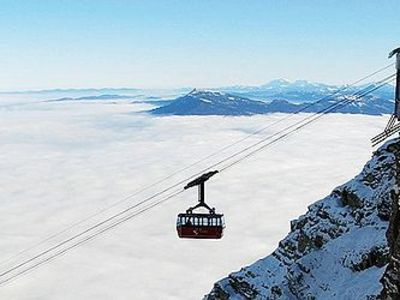 瑞士皮拉图斯山2