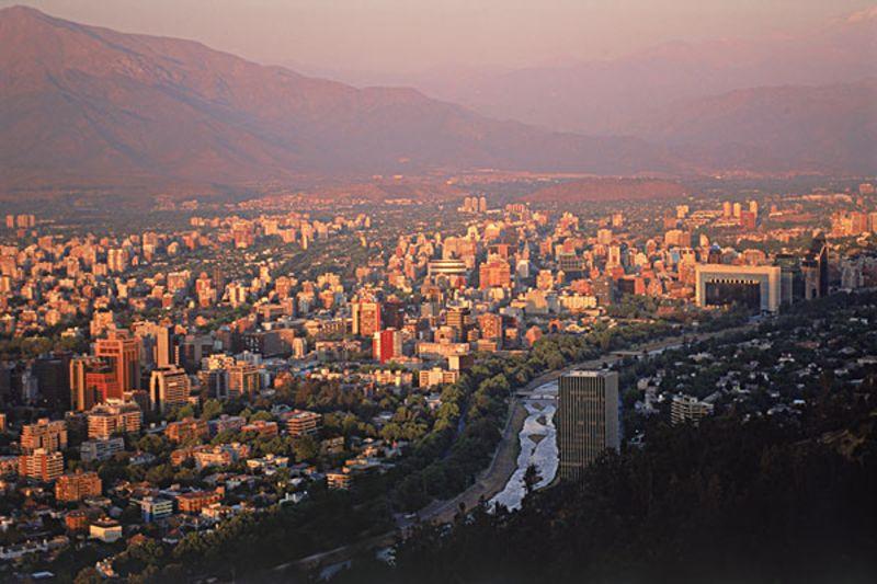 世界上最狭长的国家智利 智利的地理情况 智利发达的交通