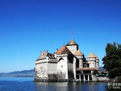 瑞士西庸城堡1