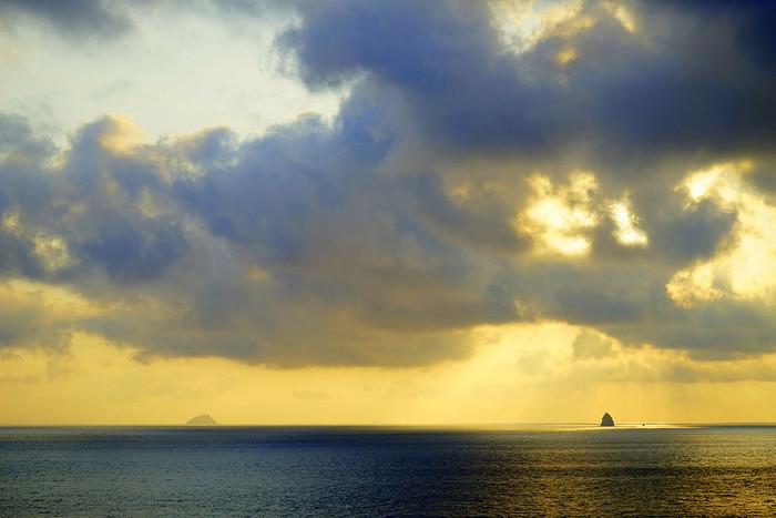 邮轮旅途中的景点——黑色岛屿(三)