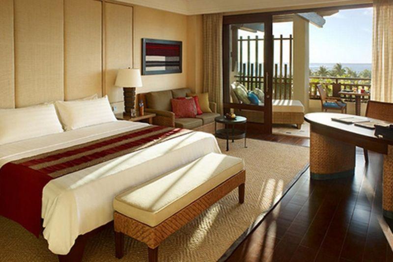长滩岛sands酒店一共有55个房间,每一个都是经过设计师精心设计的图片