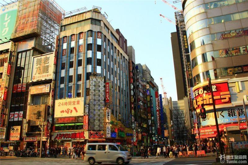 日本东京好玩的地方